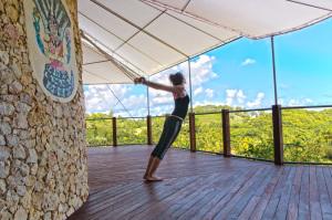 shiva cave yoga